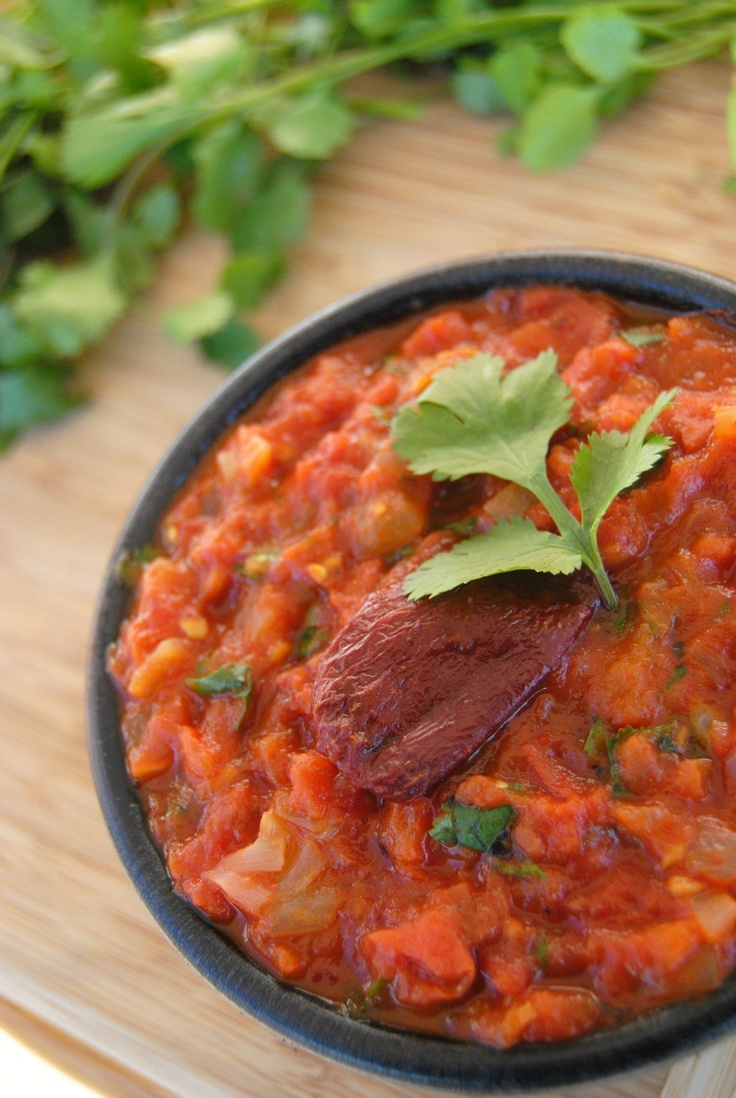 Chipotle Salsa | Cinco de Mayo | Pinterest