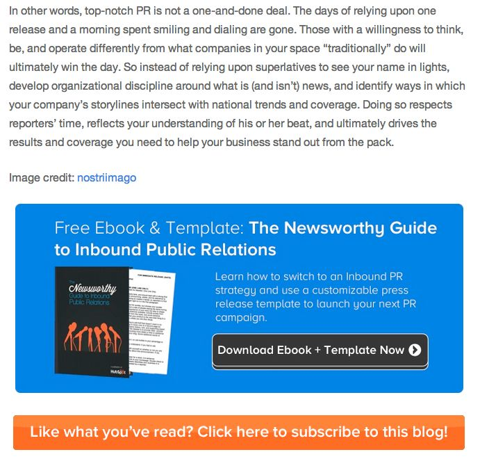 Best Email Newsletter? 10 Email Newsletter Examples You've