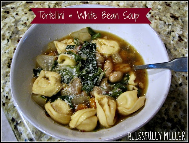 Tortellini Soup With Balsamic Caramelized Onions ...