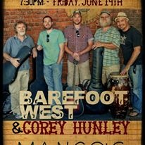 show barefoot west mangos grill