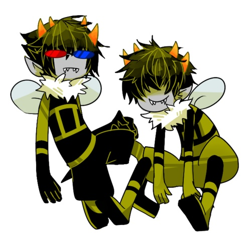 Homestuck Sollux And Mituna Sollux and Mituna | Ho...