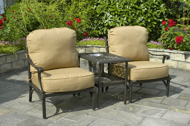 Pin by insideout furniture direct on hanamint outdoor for Outdoor furniture direct
