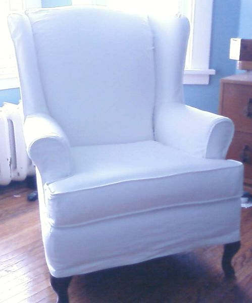 wing chair slipcovers suzy slipcover