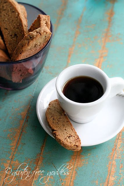 Vegan and gluten free anise biscotti | Recipes-Isn't that sweet? | Pi ...
