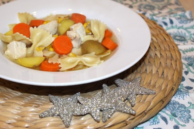 Chicken Noodle Soup. Quick and easy. | AfternoonArtist - My Favorite ...