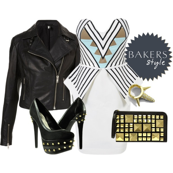 Ladylike in Leather
