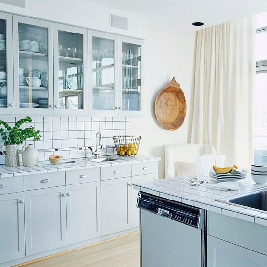Low Cost Kitchen Cabinet Makeovers Home Ideas Pinterest