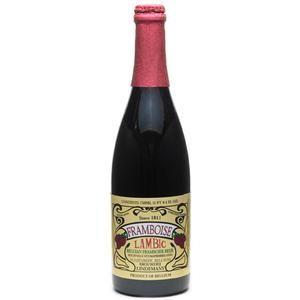 Lindeman's Framboise Lambic Belgian Raspberry Beer
