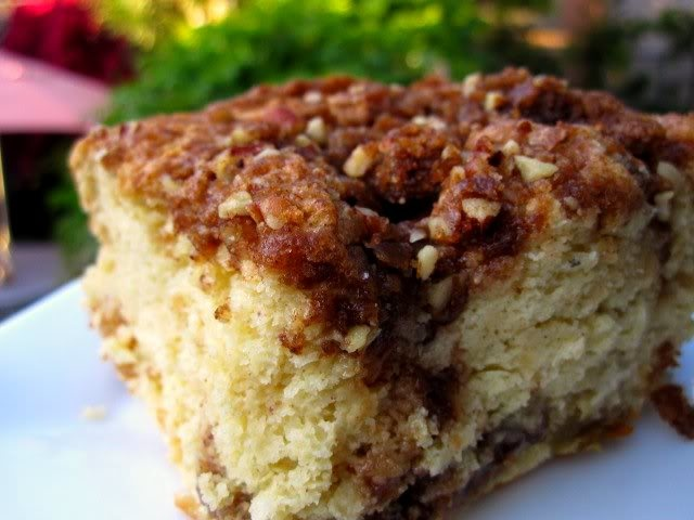 Brown Sugar Pecan Coffee Cake | Breakfast | Pinterest