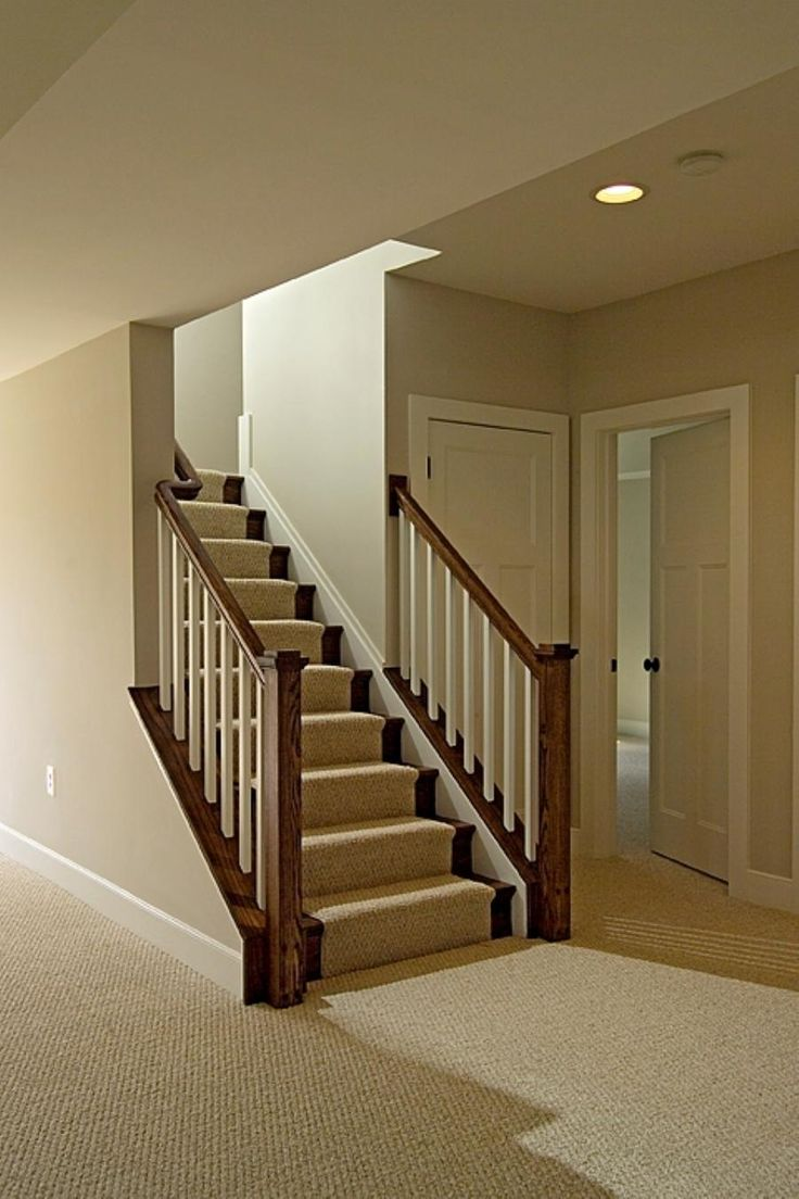 315 basement 900 1 350 pixels home redesigns colors - Ideas for basement stairs ...