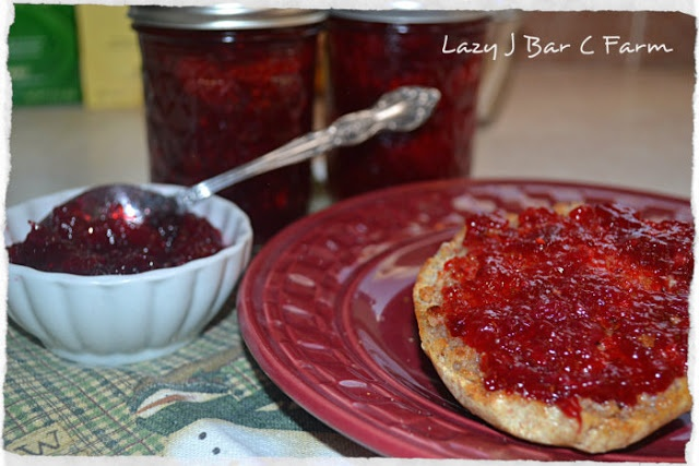 Cranberry Jam | FARMGIRL FRIDAY KITCHEN | Pinterest