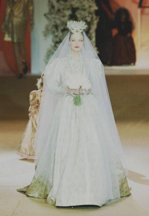 Yves St Laurent Wedding Dresses 16