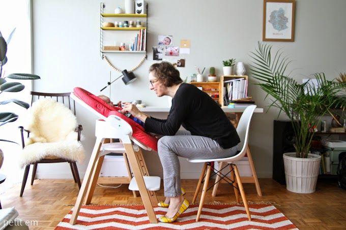 Pin by em on kids pinterest - Stokke chaise haute tripp trapp ...