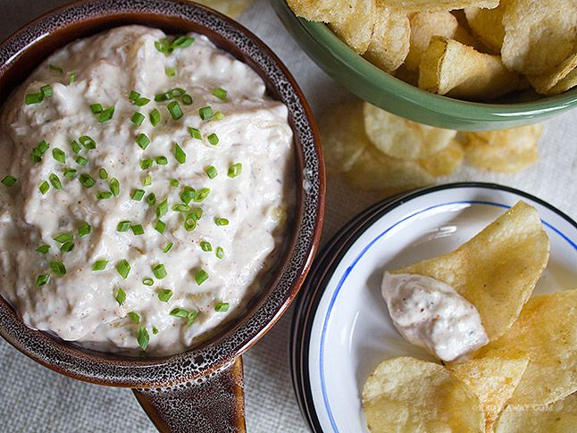 Kettle Brand Chips Dip Pairing: French Onion Soup Dip PLUS $100 Givea ...