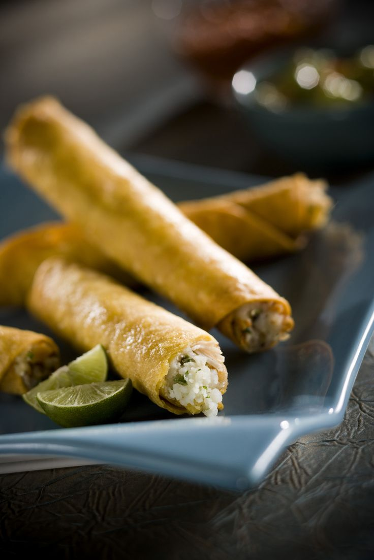 Idaho® Potato Taquitos | Recipe on idahopotato.com