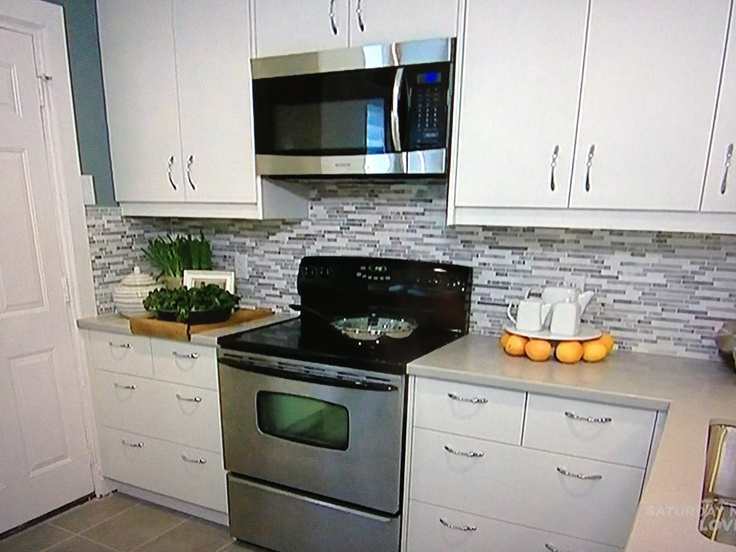 Best Blue Gray Backsplash Kitchen Pinterest 400 x 300