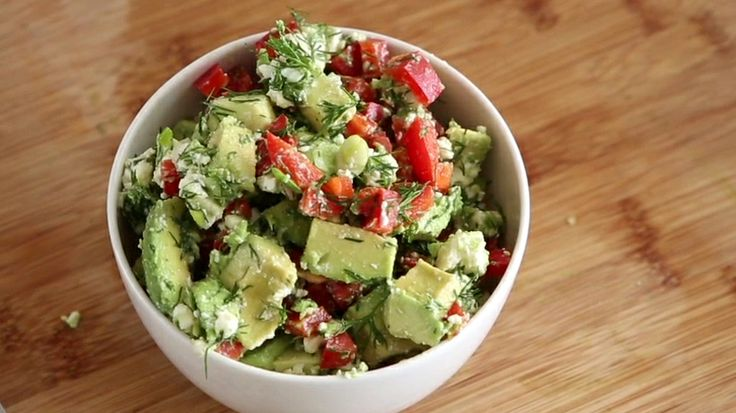 Chunky Avocado and Feta Dip Recipe | Cooking | How To | Martha Stewart ...