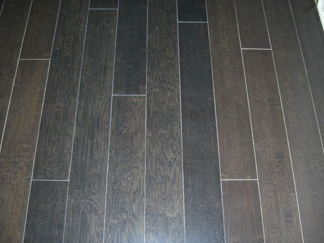 Dark bamboo flooring bamboo flooring pinterest for Bamboo hardwood flooring