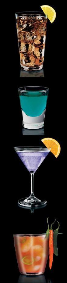 Elvis-Inspired Cocktails | Dang Me. | Pinterest