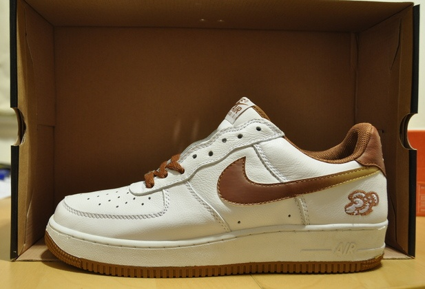 Nike Air Force 1 Year of the Monkey