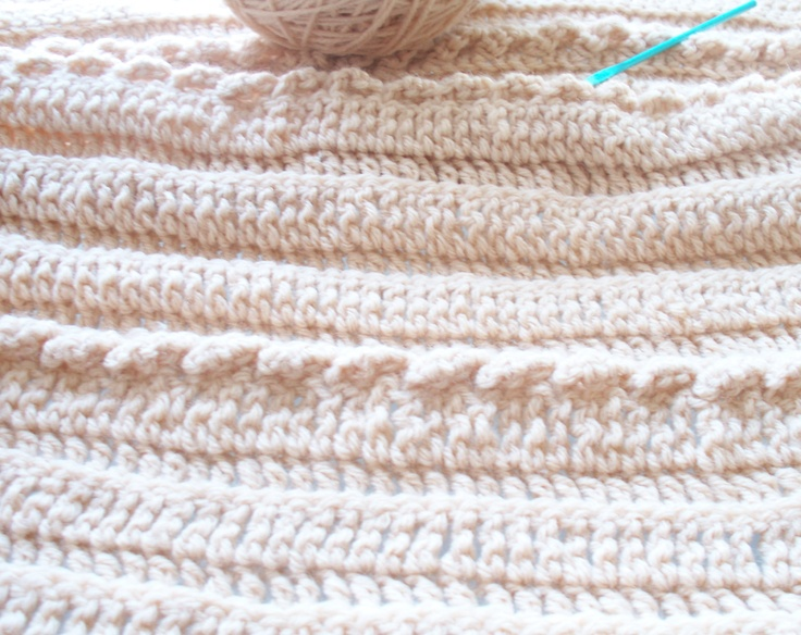 Crochet X Stitch Shrug : crochet cable stitch for a crochet shrug pattern