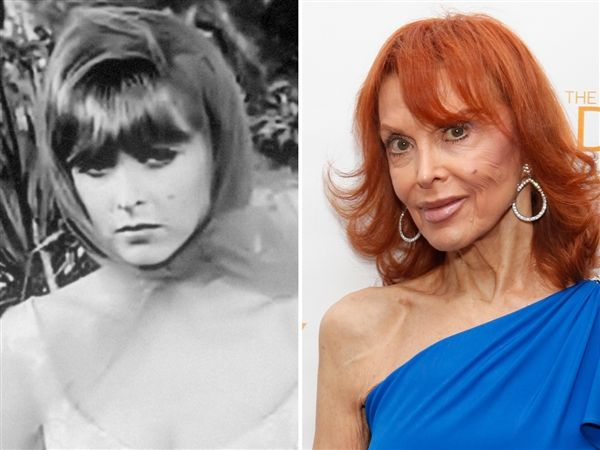 Dawn Wells Turns The Question Remains Ginger Or Mary Ann