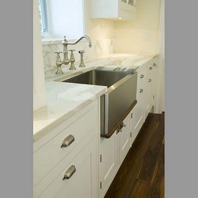 Stainless Country Sink : Stainless Country Sink Kitchens Pinterest