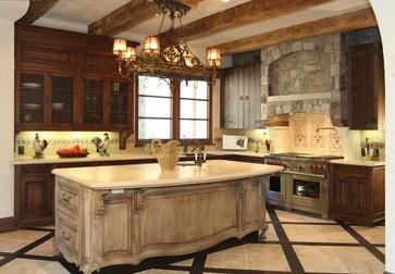 Mediterranean Kitchen Design on Mediterranean Kitchen Photos Design  Pictures  Remodel        Kitchen