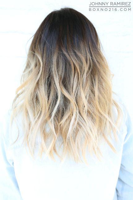 johnny ramirez color | Hair Color | Pinterest