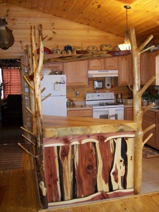 Rustic Kitchen Island Ideas For The Kitchen Pinterest