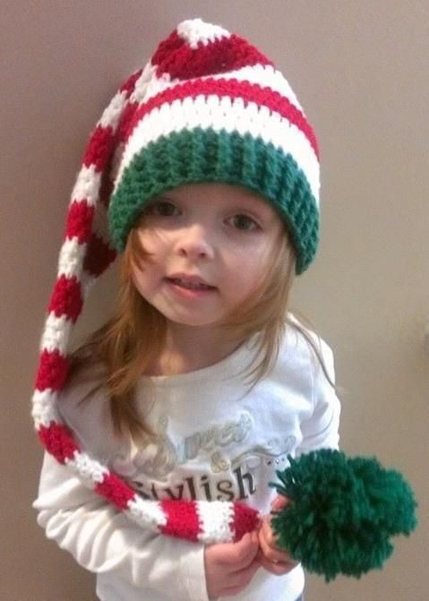 Crochet Pattern Stocking Hat : Long Stocking Cap pattern on Craftsy.com Going to learn ...