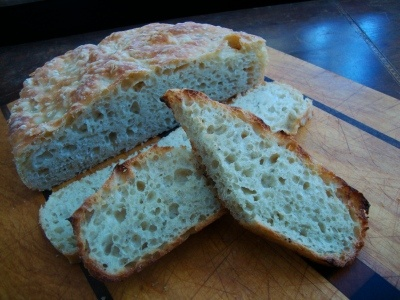 no knead bread - simple! | Breads of all kinds | Pinterest