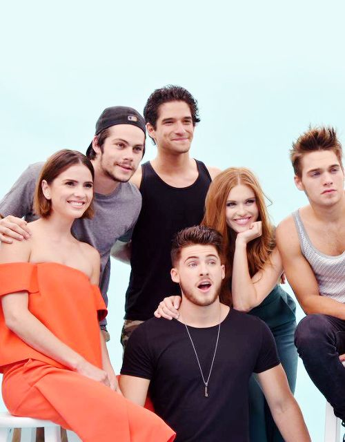How Old Is the Teen Wolf Cast  POPSUGAR Entertainment