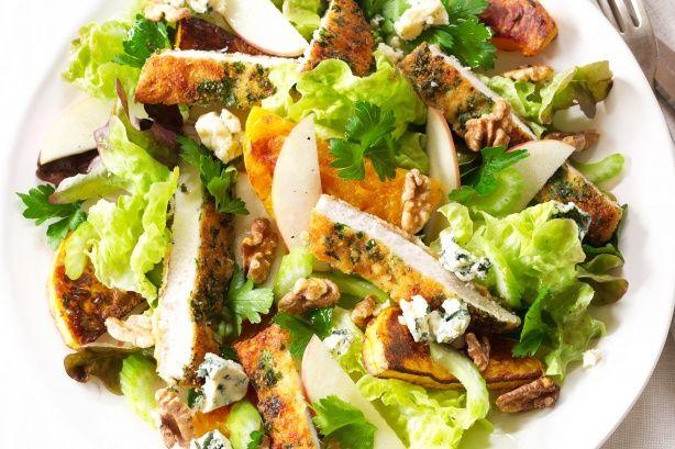 Apple salad. Yum! | Makes me say mmm | Pinterest