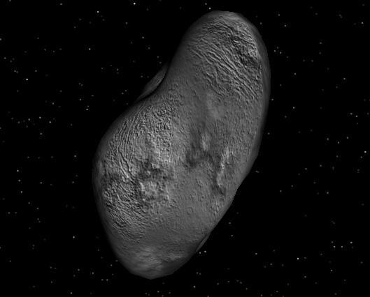 Lysithea Jupiter Moon   Space - Kosmos   Pinterest
