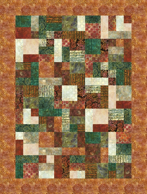 yellow brick road pattern Quilt inspiration Pinterest