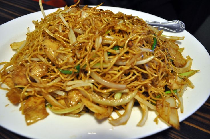 chicken lo mein | Chinese Cuisine | Pinterest