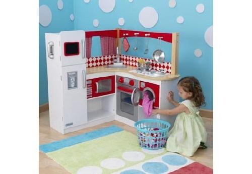 Childrens Wooden Toys Toy Play Kitchen Furniture Dollhouse Kidkraft