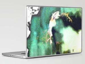 the model Laptop & iPad Skin by Gr\u00C3\u00A9ta Th\u00C3\u00B3rsd\u00C3\u00B3ttir   Society6