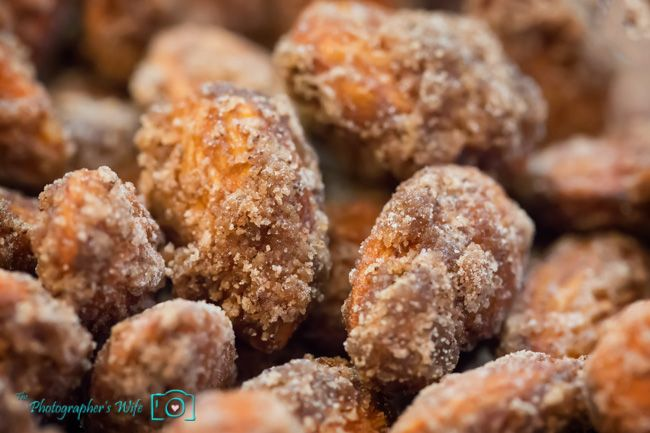 Candied Almonds-13 | Sweet Tooth | Pinterest