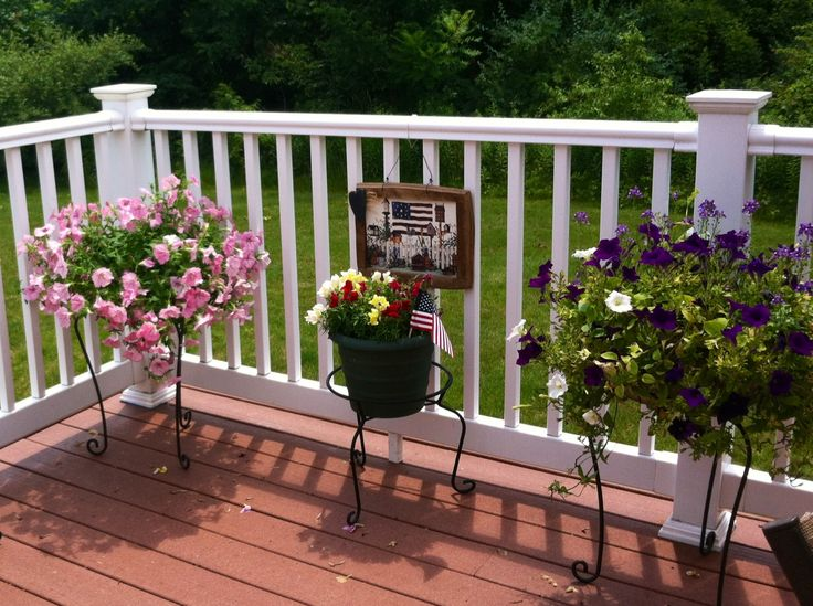 country cottage deck decor home update ideas outside