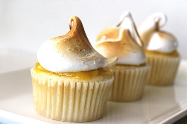 Lemon Meringue Cupcakes | Nummies! | Pinterest
