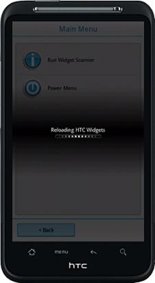 how to use htc sense phone locator