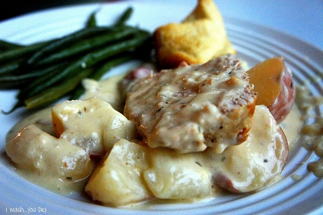 Garlic Cream Pot Roast | Tummy Love | Pinterest