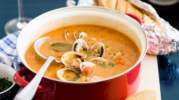 Manhattan clam chowder | Soups & Stews | Pinterest
