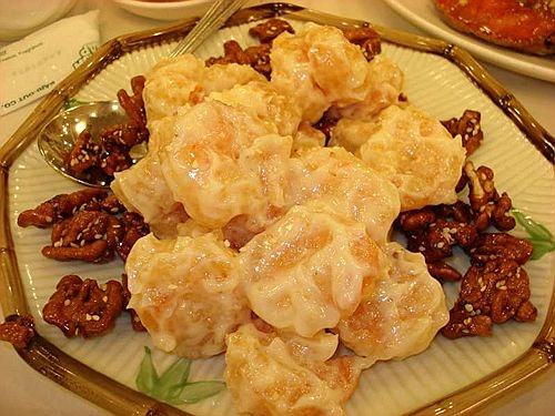 honey walnut shrimp | Tantalizing Foods | Pinterest