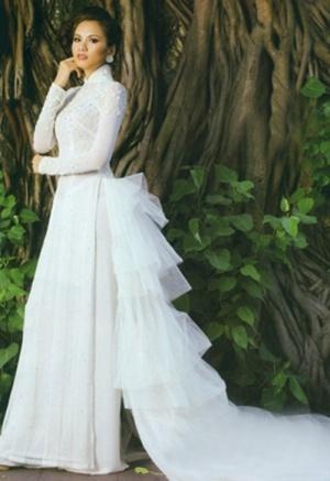 Ao Dai Heaven Vietnamese Amp Chinese Wedding Dresses