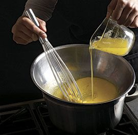 ... HOLLANDAISE SAUCE http://www.finecooking.com/recipes/hollandaise-sauce