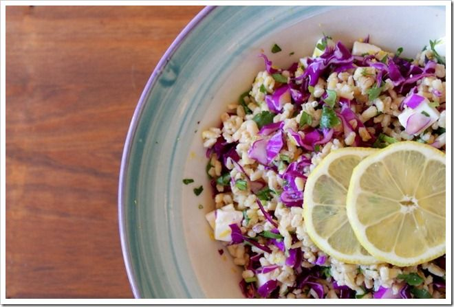 Chipotle Barley Salad With Corn, Zucchini, And Radishes Recipe ...