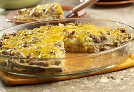 Green Chile Casserole - Green chiles add extra spark to this easy-to ...